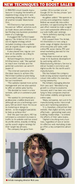 GM Business week, 18 April 2013